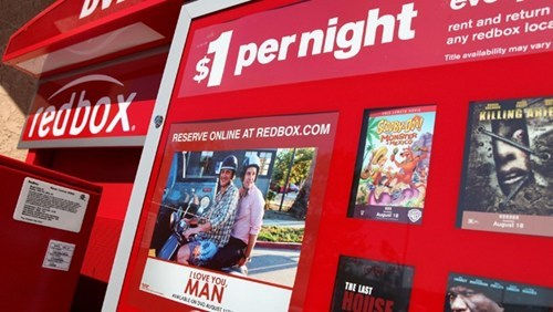 Redbox and Verizon Streaming Movie Service of the Day