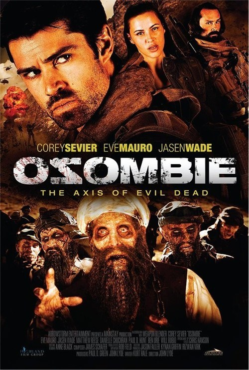 Zombie Bin Laden Action Movie of the Day
