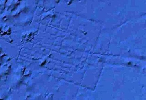 Google Earth Deletes Alleged Atlantis of the Day