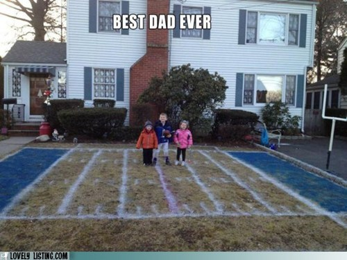 field,football,grass,kids,paint,yard