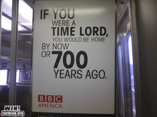 Ad,bbc,bus,clever,doctor who,pop culture,sci fi,television