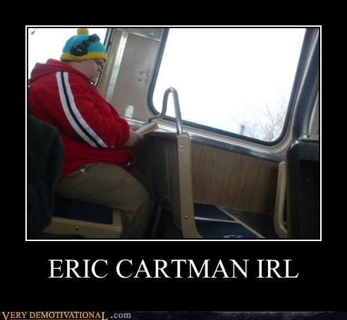eric cartman,hilarious,IRL,southpark,wtf