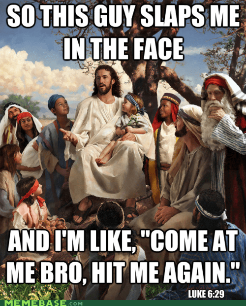 Come at Me, Jesus