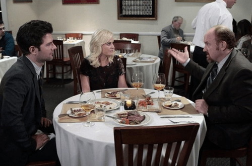 Parks & Rec Return of the Day