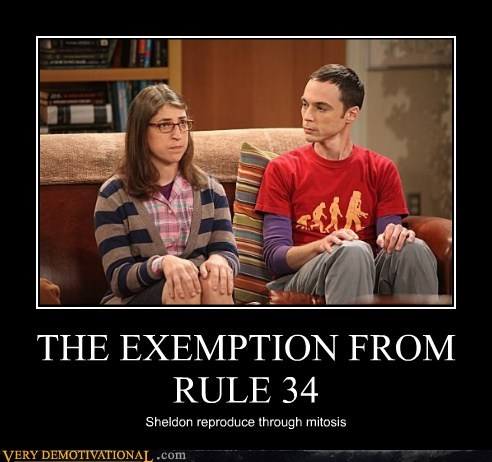 THE EXEMPTION FROM RULE 34