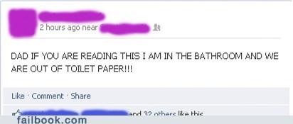 emergency,help,toilet paper