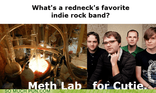Death Cab for Cutie,drugs,lab,rhyming,song,this is an actual song title