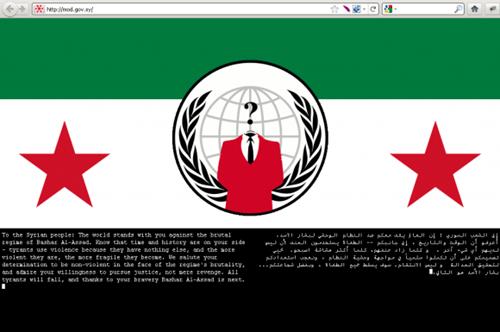 12345,anonymous,Bashar al-Assad,Nerd News,syria,Tech