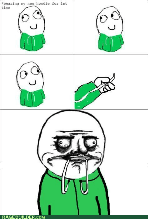 Rage Comics: Slobbery and Delicious