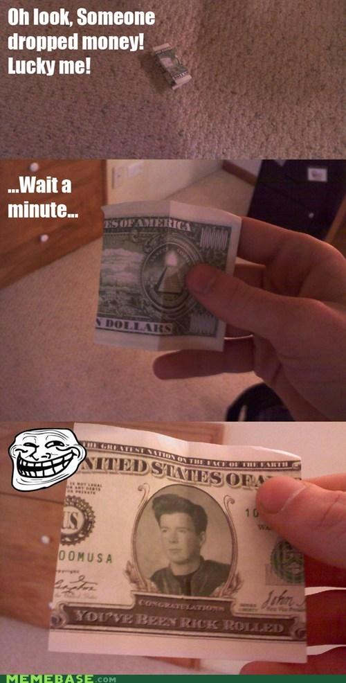 dollar,money,troll,troll face