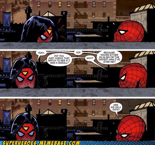 Spiderdate!