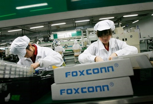 Foxconn Hack of the Day
