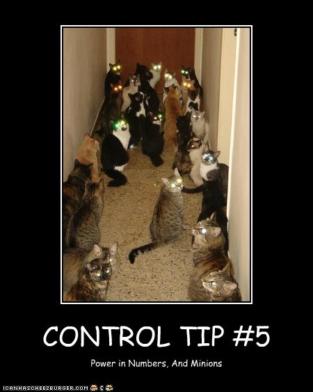 CONTROL TIP #5
