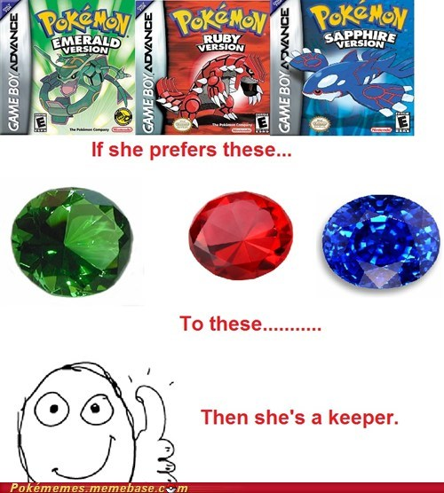Use a Master Ball Before It's Too Late