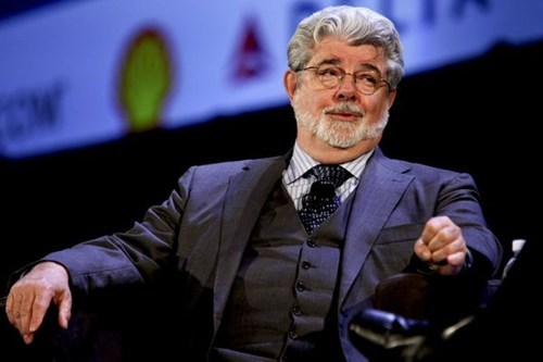 George Lucas Interview of the Day
