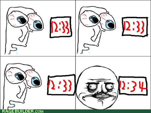 Rage Comics: Hardly a Waste of Time