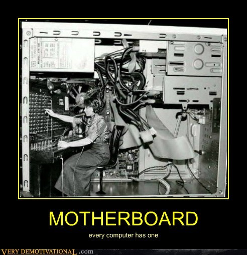 computer,hilarious,lady,motherboard,wtf