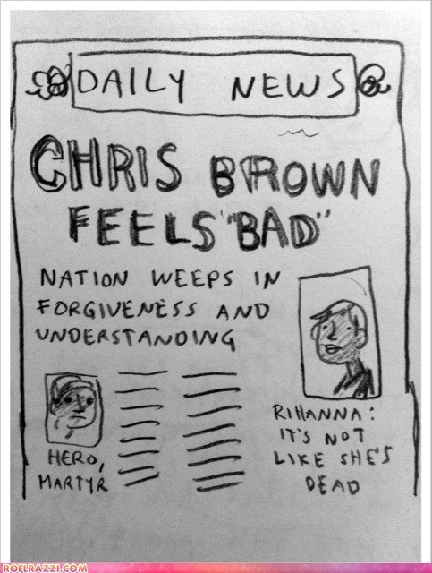 Daily News: Chris Brown Is Now A Good Guy!