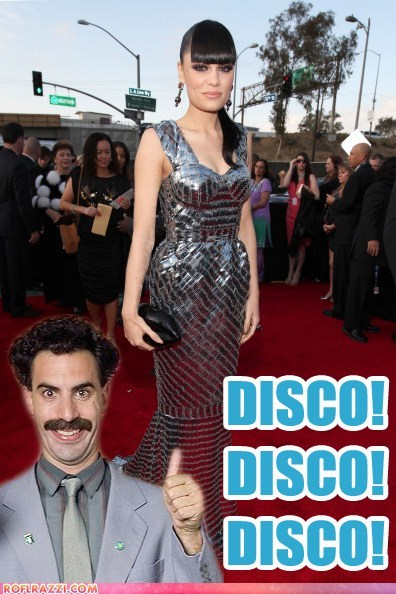 I Liek U... I Liek Disco!