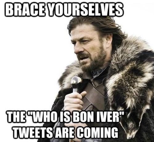 Grammys: Bon Iver Wins Best New Artist