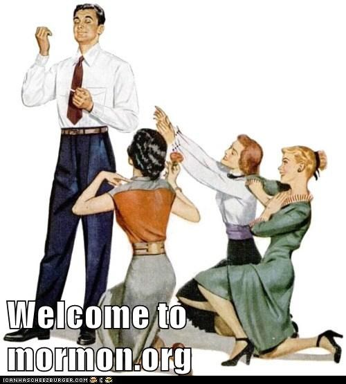 Welcome to mormon.org