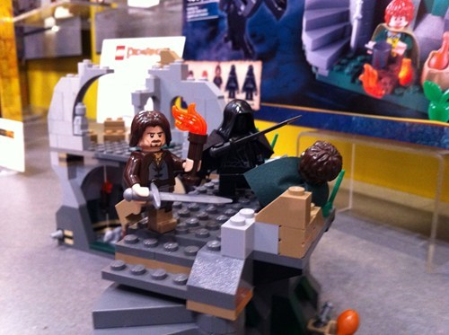 Lego Lord of the Rings Preview of the Day
