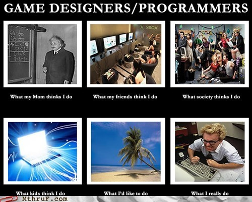 g rated,Hall of Fame,monday thru friday,perception-vs-reality,programmers,what they really do