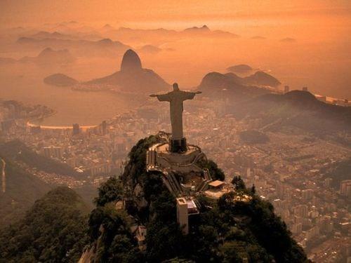 brazil,christ the redeemer,getaways,south america