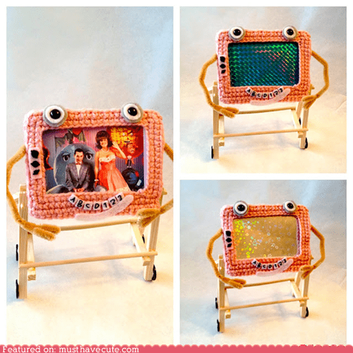 Crochet your Own Magic Screen