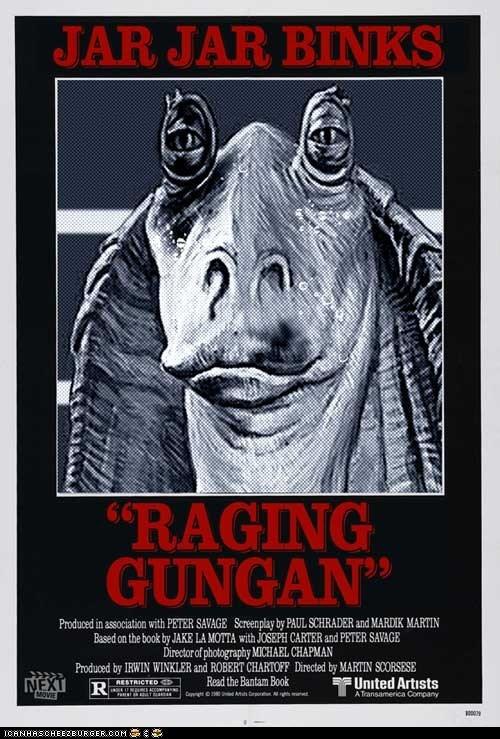Raging Gungan