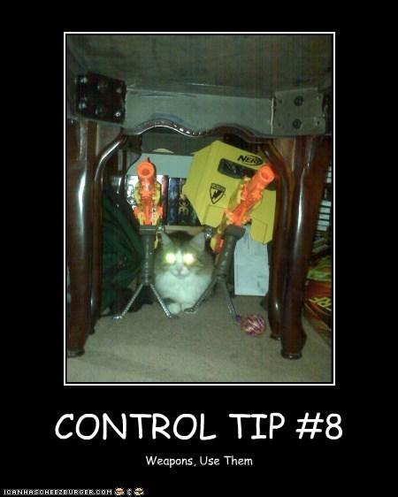 CONTROL TIP #8