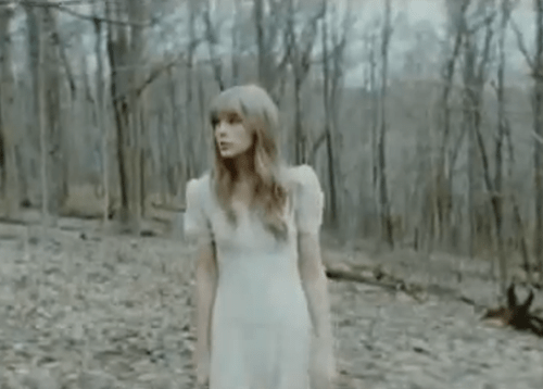 New Taylor Swift Video of the Day