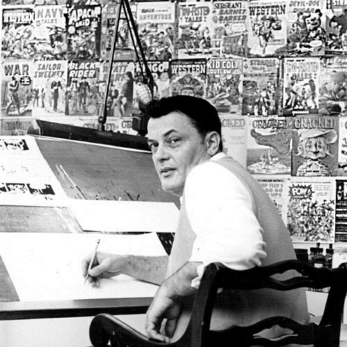 RIP: Comics Artist John Severin, at 90