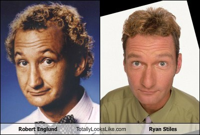 Robert Englund Totally Looks Like Ryan Stiles