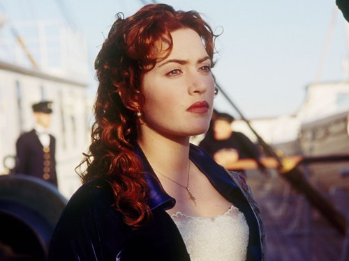 Kate Winslet Relives Titanic of the Day