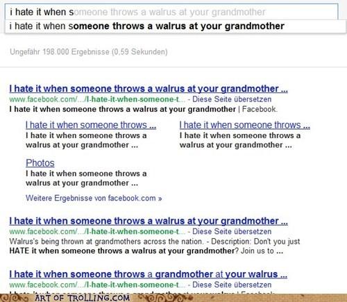 Grandma's Fragile