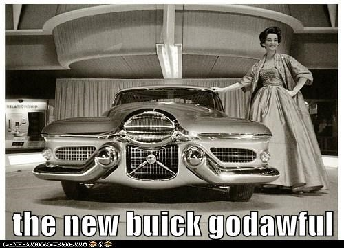 the new buick godawful