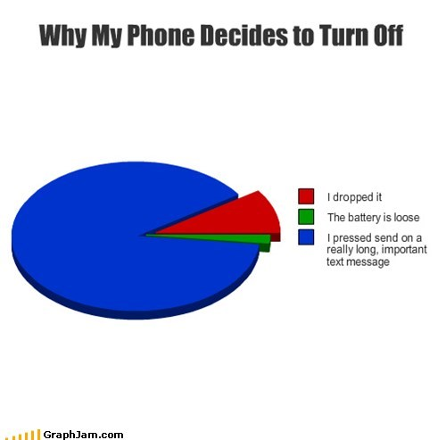 important,phone,Pie Chart,text