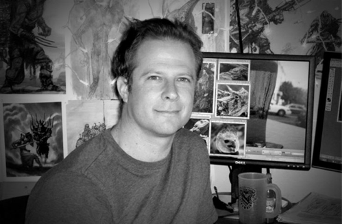 Bethesda Remembers Concept Artist Adam Adamowicz of the Day