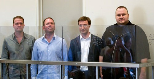 Megaupload Co-Founder Released on Bail of the Day