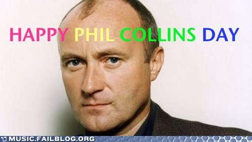celebration,holiday,parade,Phil Collins,phil collins day