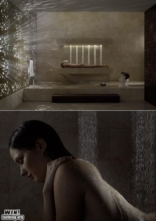 Horizontal Shower WIN