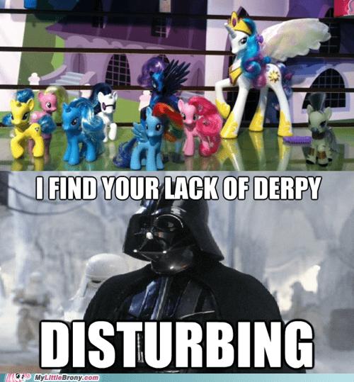 darth vader,derpy,lack of faith,meme,star wars,toys