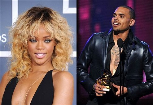 Chris Brown Parties With Rihanna of the Day