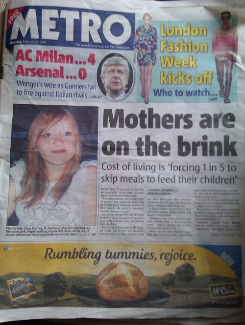 Another Unfortunate Juxtaposition of the Day