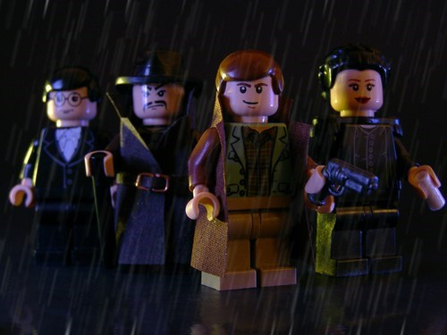 Lego Blade Runner Minifigs of the Day