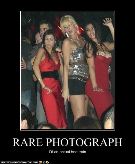 RARE PHOTOGRAPH
