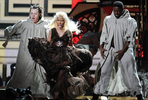 Nicki Minaj Talks Grammy Performance of the Day