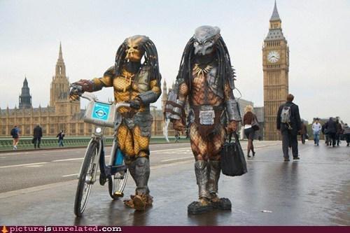 London,Movie,Predator,wtf