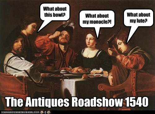 The Antiques Roadshow 1540